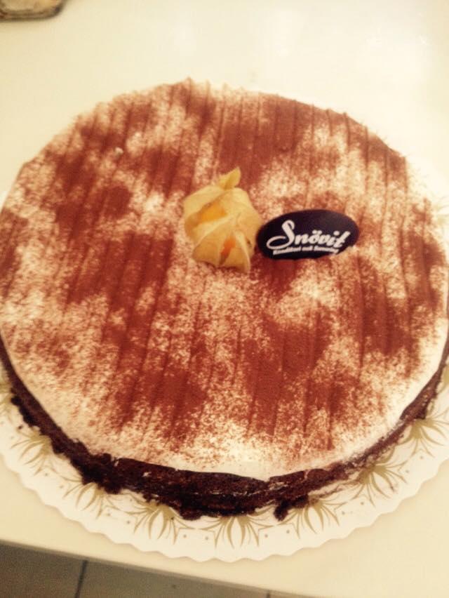 vegan glutenfri chokladtårta